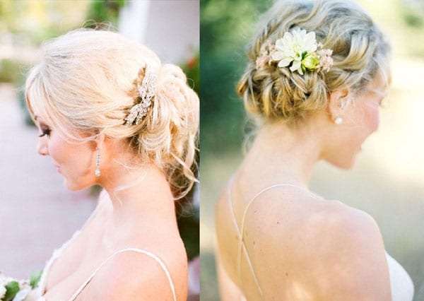 Chignon Bas Destructure Coiffure Et Maquillage Mariage On Pinterest Tattoo