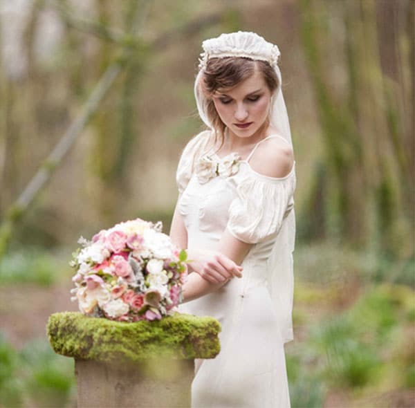 10.mariage-vintage-chic-mariee