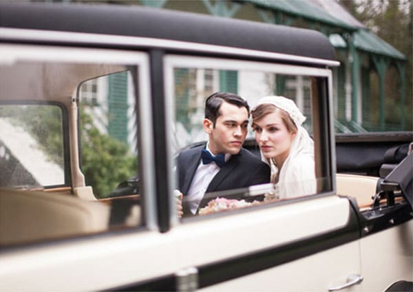 14.mariage-vintage-chic-just-marrried