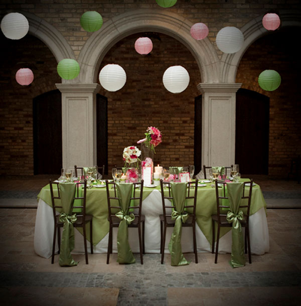 6.mariage-rose-et-vert-table