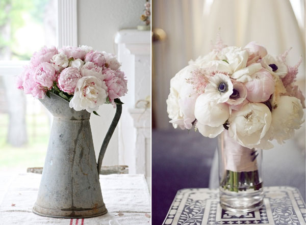 1000 images about beautiful flowers on pinterest for Bouquet roses blanches