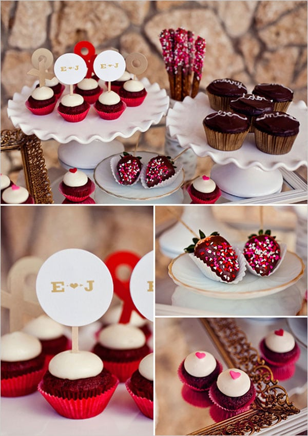 12.mariage-theme-amour-cupcakes