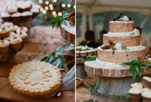 17.mariage-theme-nature-wedding-cake
