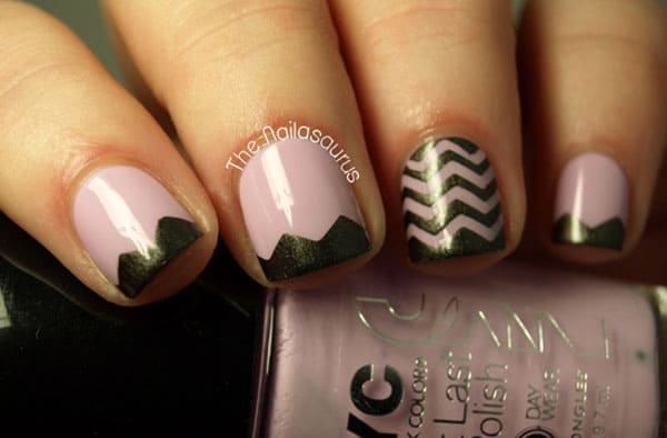 Nail Art Facile Tuto Photo - Nail Art Ideas