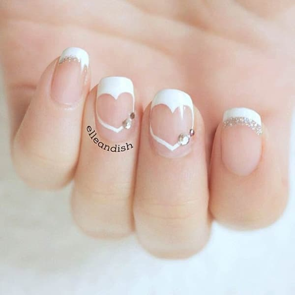 14.nail-art-saint-valentin-french-manucure