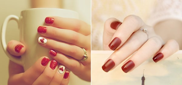 3.nail-art-saint-valentin-rouge